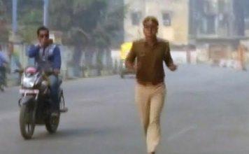 ट्रांसफर से गुस्साए दरोगा ने लगा दी 65 KM की दौड़, लेकिन बीच रास्ते में ही...