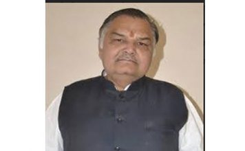 भाजपा नेता जगदीश भाटिया ने अयोध्या में राम मंदिर निर्माण के फैसले पर दी बधाई